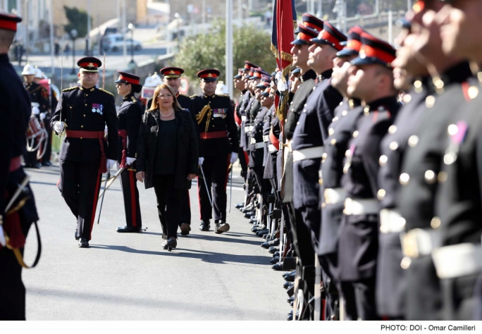 Malta celebrates 40th anniversary of Freedom Day